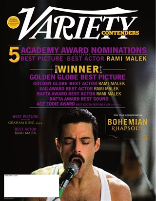 Variety Digital Access – Variety Variety Supplement, Thursday, 02/14/2019