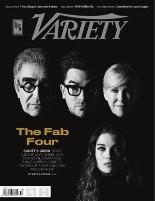 Variety, Wednesday, 04/01/2020